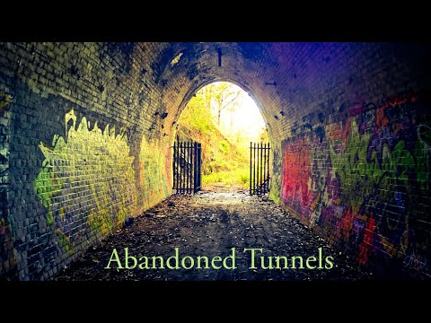 Abandoned Railway Tunnels (Cawleys And Otford Tunnel)