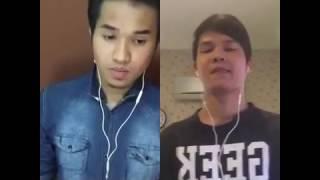 Demi cinta by Ezad Lazim - Zaroll Zariff & Amir (Smule Malaysia)