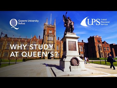 Queen's University Belfast - Student Testimonial - United Placement Services