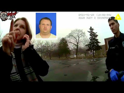 [1-23-2018] (Bodycam Video) Pastor insisting suspect release after he nearly beat his mom to death