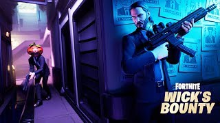 Fortnite John Wick LTM!! (Fortnite Battle Royale)