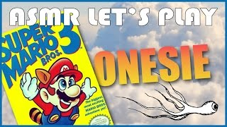 200 Subscriber Special! - Super Mario Brothers 3 in its Entirety (whispered commentary and review)