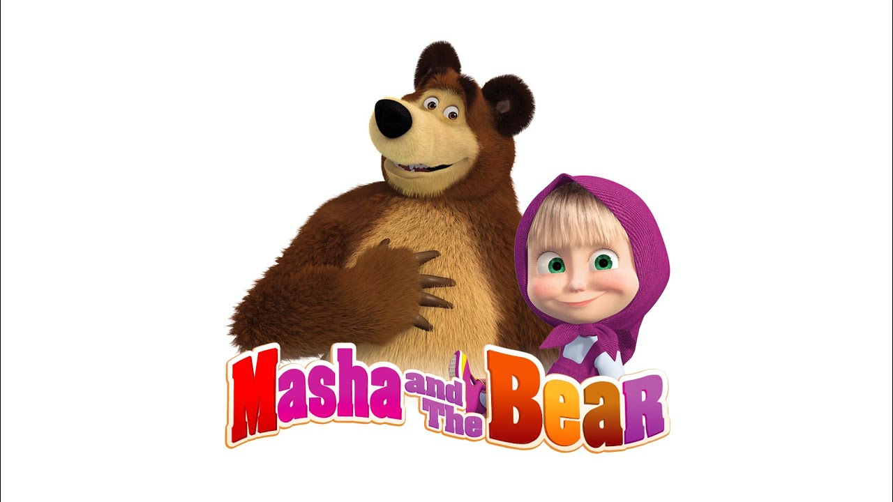 Masha And The Bear Song Of Thankful Fan Music Video