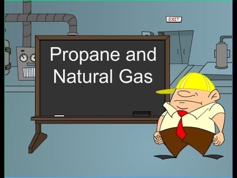 Propane And Natural Gas