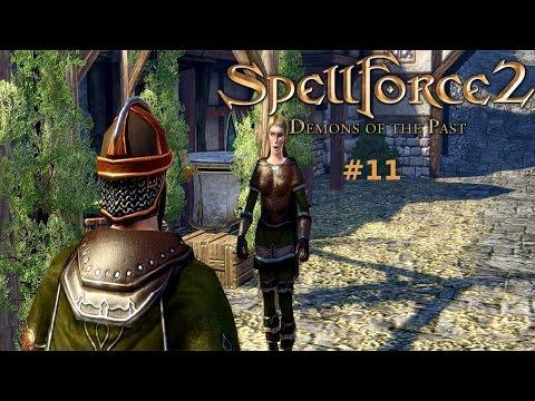 SpellForce 2 Demons of the Past: Let's Play #11 - Die Freihändler |