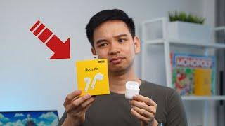 Ketika Realme bikin TWS... Review Realme Buds Air.
