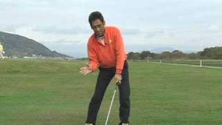 ゴルフスイングの基本-アドレス編 thumbnail