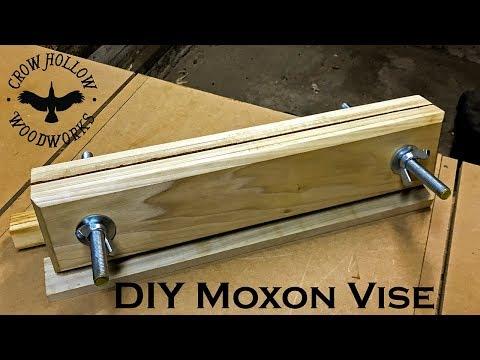 DIY Budget Moxon Vise