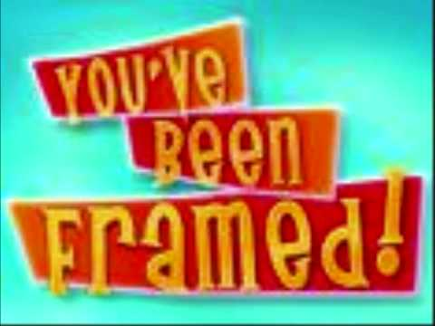 you\'ve been framed opening - YouTube