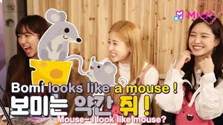 Download Video [0419SUBS] [MILK X Apink] Apink's PPAP Radio Highlight MP3 3GP MP4