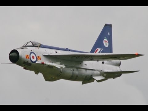 Giant 1 5 Scale Rc English Electric Lightning F2a Ali