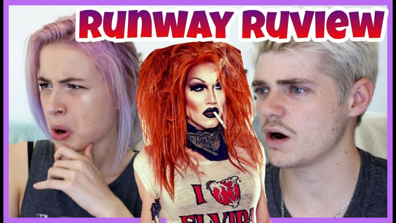 8656b1ba Sharon Needles, Chad Michaels & Phi Phi O'Hara RUNWAY RUVIEW | RuPaul's  Drag Race Season 4