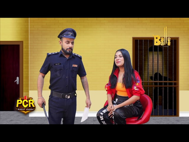 Pollywood Current Report (P.C.R) | Agent Jagga interrogated Sara Gurpal | Balle Balle Tv