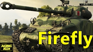 Firefly 2nd MoE - Shame About The Winrate! - World of Tanks