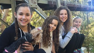 cRaZy Suspension Bridge!  (Haschak Sisters)(SUBSCRIBE! http://tiny.cc/subscribefunniflix The Haschak Sisters discovered an AWESOME suspension bridge online in San Diego! Check out their journey and ..., 2016-01-14T20:00:51.000Z)