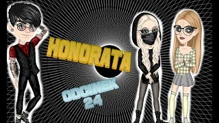 HONORATA (I PAMIĘTNIK) - MSP #24