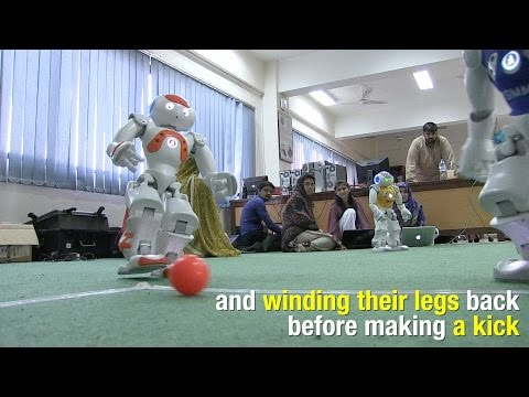 World Cup for robots?