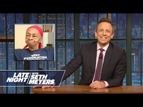 image for ROC's Most Famous Bodybuilder Willie Murphy Featured On Seth Myers