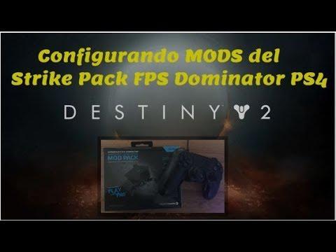 Probando los mods del strike pack en destiny 2 youtube - Strike mod pack ...