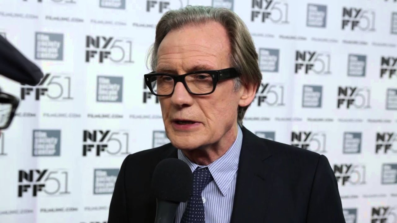"""NYFF51: Bill Nighy 