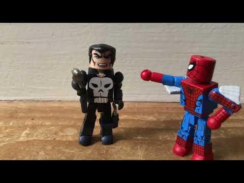 Spider-Man's Team Of Heroes Vs Venom