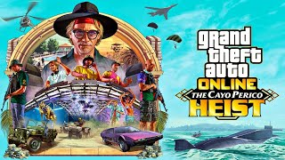 New CAYO PERICO Heist UPDATE, Part 1!! (GTA 5 Online)