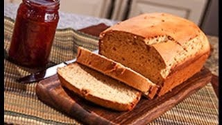 Peanut Butter Bread Recipe - Blendtec Recipes