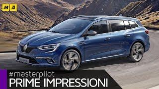 Renault Megane Sporter SW | Prime impressioni