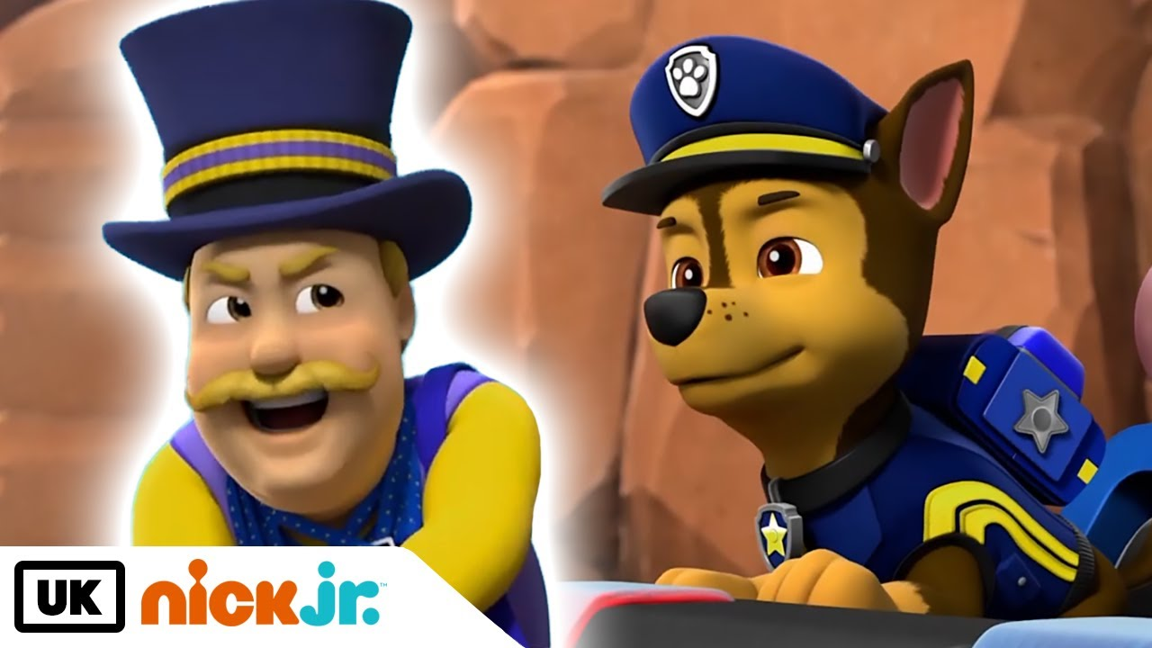 PAW Patrol | Ultimate Rescue: Pups Save the Missing Medals | Nick Jr. UK