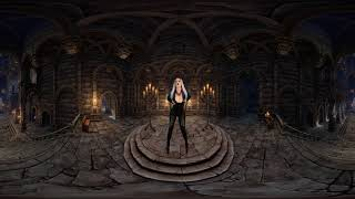 Erotic Hypnosis in VR - ASMR 360 Virtual Reality Femdom- Inner Sanctum demo