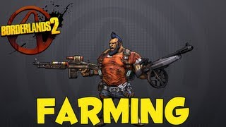 BORDERLANDS 2 - Solo Farming (Live Stream)