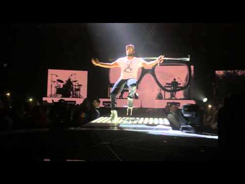 Maitre Gims - Changer - Live Rockhal Luxembourg (22.11.15)