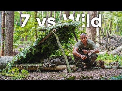 7 vs. Wild   48 Stunden Survival Training