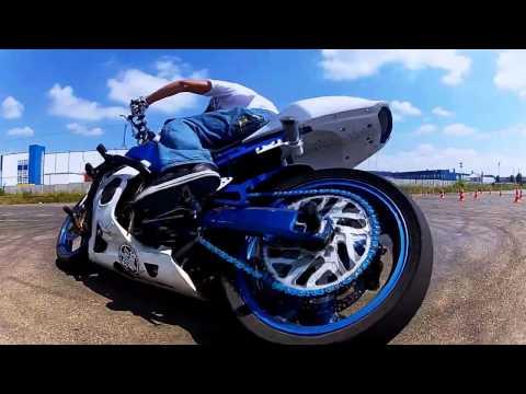 GoPro: Driftstyle stunt ride