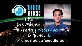 The Joe Show on Third Rock Radio