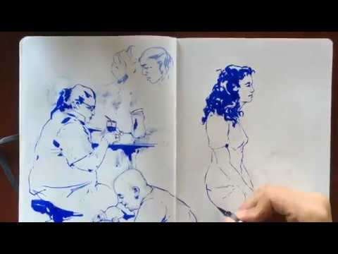 Sketching in Public (Managua)