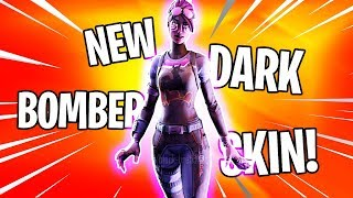 New Dark Bomber Skin Leaked In Fortnite Battle Royale!?!