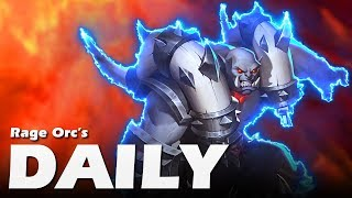 Hearthstone Daily Plays 11