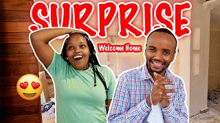 OUR NEW HOUSE SURPRISE MAKEOVER | THE WAJESUS FAMILY