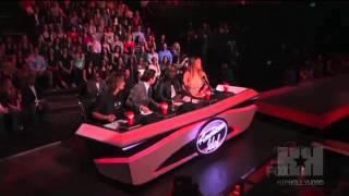 Nicki Minaj Shows Up Late To Live Idol Show - HipHollywood.com