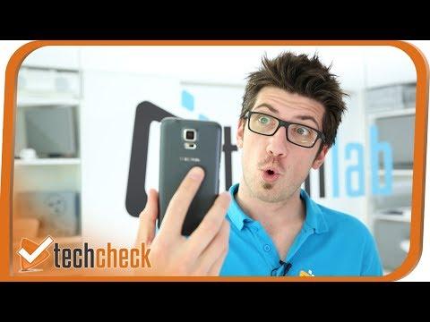 Samsung Galaxy S5 im Test I Techcheck