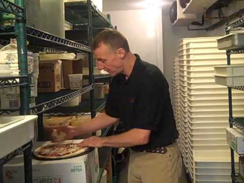 Triumph Dining Reviews Amici Gluten-Free Pizza Offering