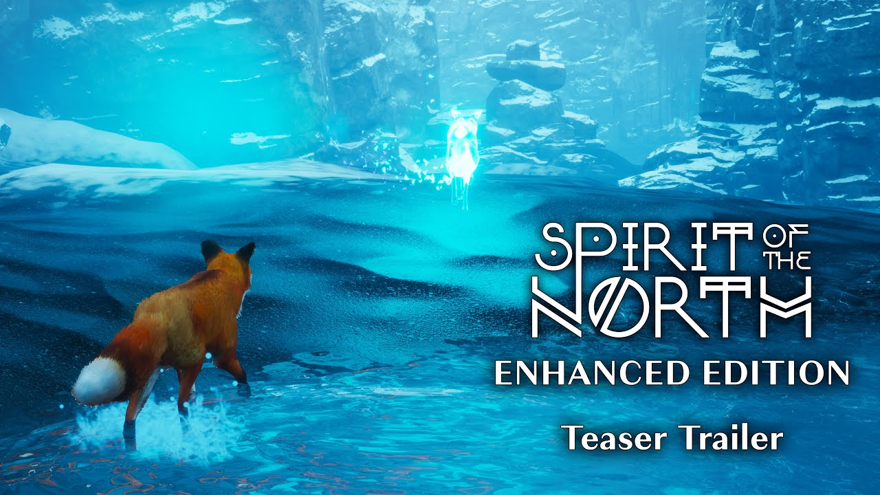 Spirit of the North Enhanced Edition - PS5 - Teaser
