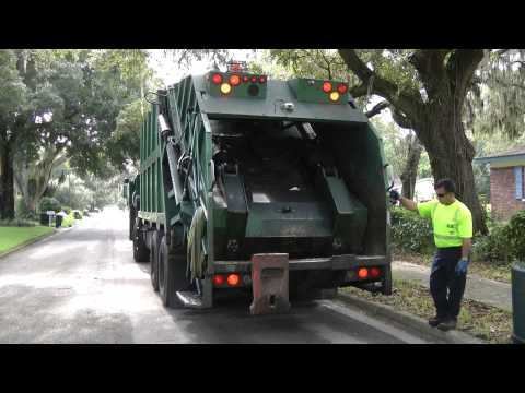 Loadmaster 400 Series Rear Loader: City of Temple Terrace