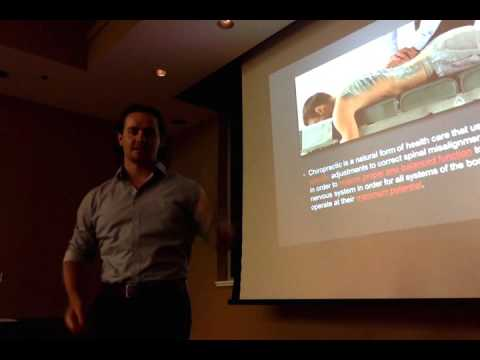 Chiropractic: A Health and Wellness Lifestyle Talk 2