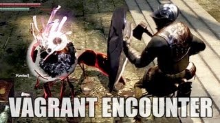 Dark Souls - Vagrant Encounter