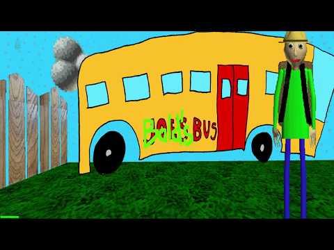 Baldi's Basics - Field Trip demo avagy táborozás a tanároddal videó letöltés