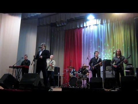 Алексей Глызин в Коноше с концертом 18-05-2016г.