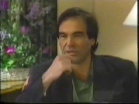 "E! News-Oliver Stone -""The Doors"" Interview (1991)"