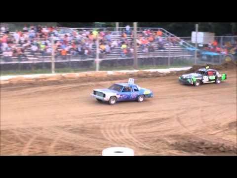 Dallas County Fair Clint & Luke Cruiser Feature July 12, 2014